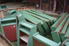 21.6.2008 - Stavění tábora