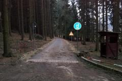 Nová cesta k táboru