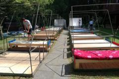 Stavění tábora