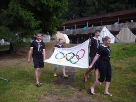 olympiada vlajka