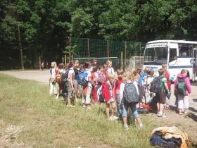 prijezd do tabora