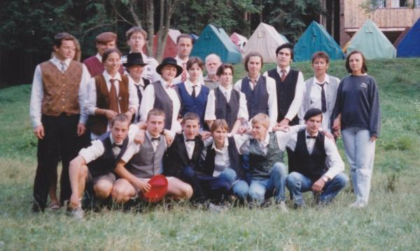 1998 fantom staré Prahy